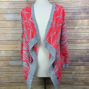 Fun 90s Pattern Open Cardigan - No tags (Med)